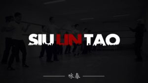 Siu Lin Tao où la police du Wing Chun