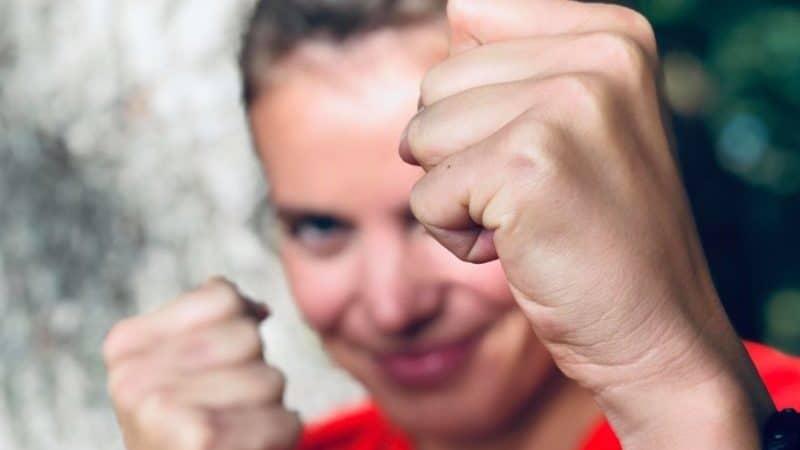 La Self Defense pour les femmes qui voyagent : l'avis de Marie, inscrite en cours particulier