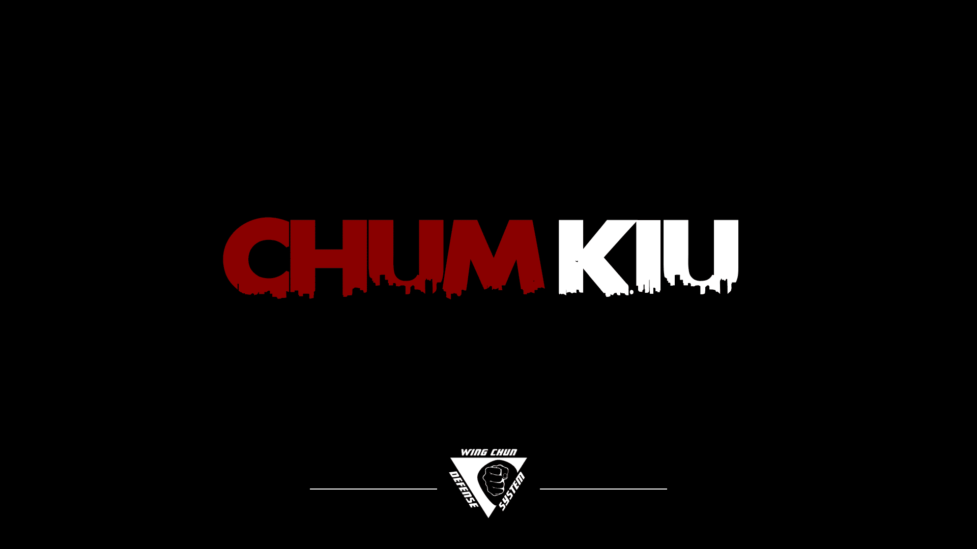 Chum Kiu : La seconde forme