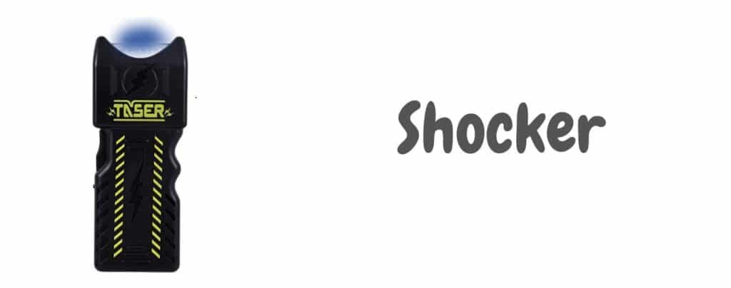 Bannière Shocker