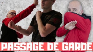 Comment passer une garde avec le Wing Chun ?