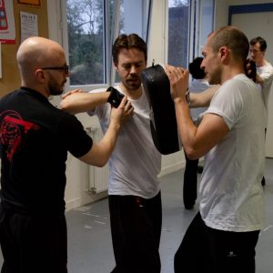 Wing Chun exemple d'application